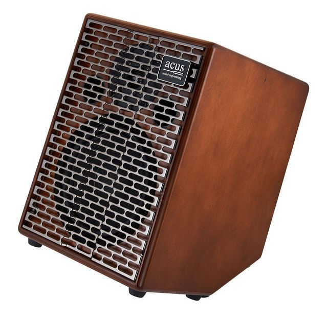 Image of   Acus One 8 Simon, 200 W, Wood