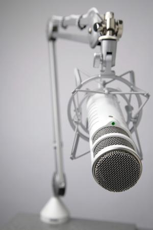 Røde Podcaster-sæt mikrofon m/arm og ophæng