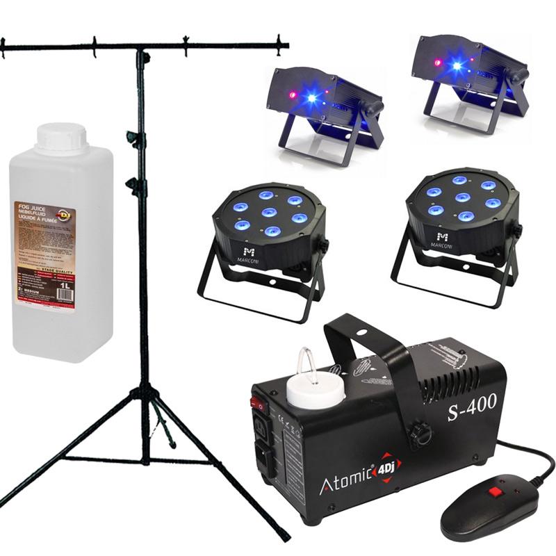 Laserpakke XXXL