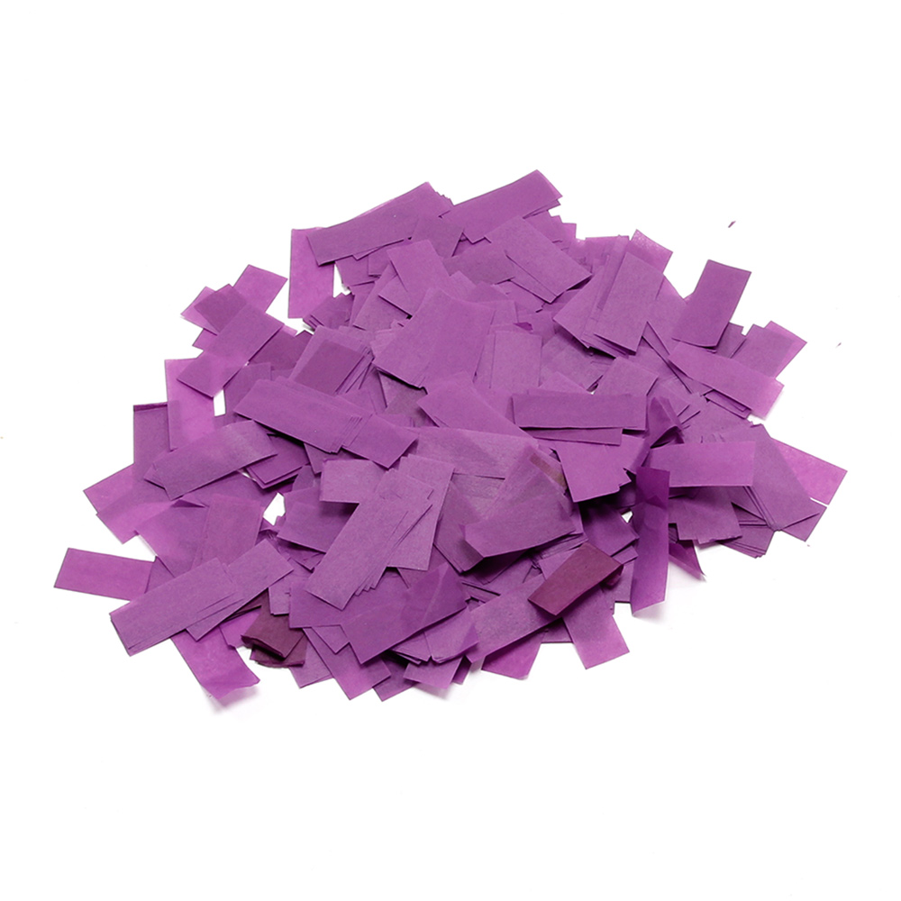 Image of   Papir konfetti Lilla