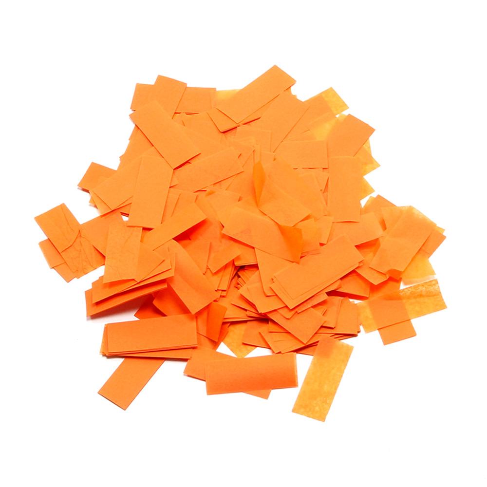 Image of   Papir konfetti Orange