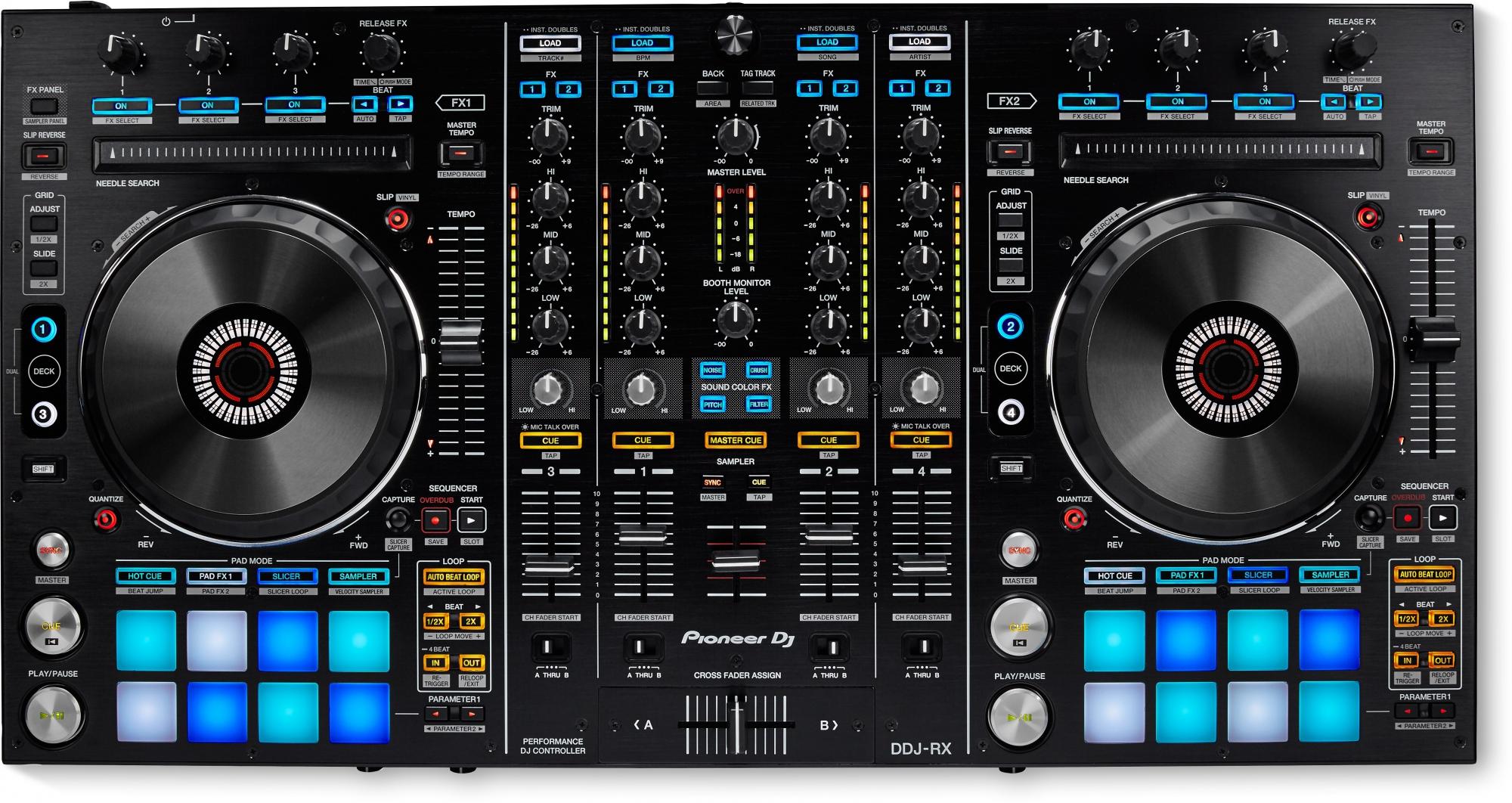 DJ pult til computer