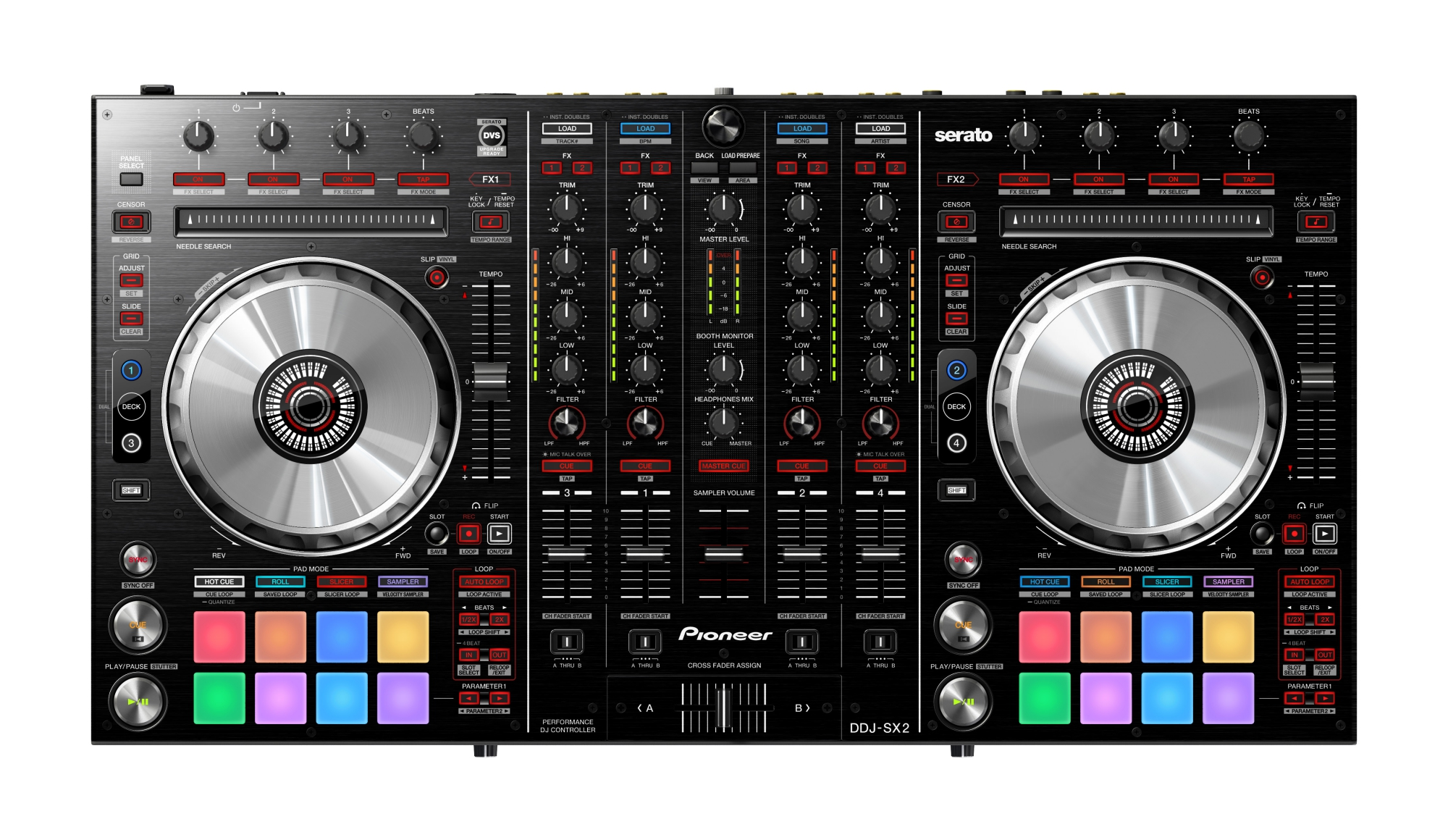 Pioneer DDJ-SX2 DJ-controller