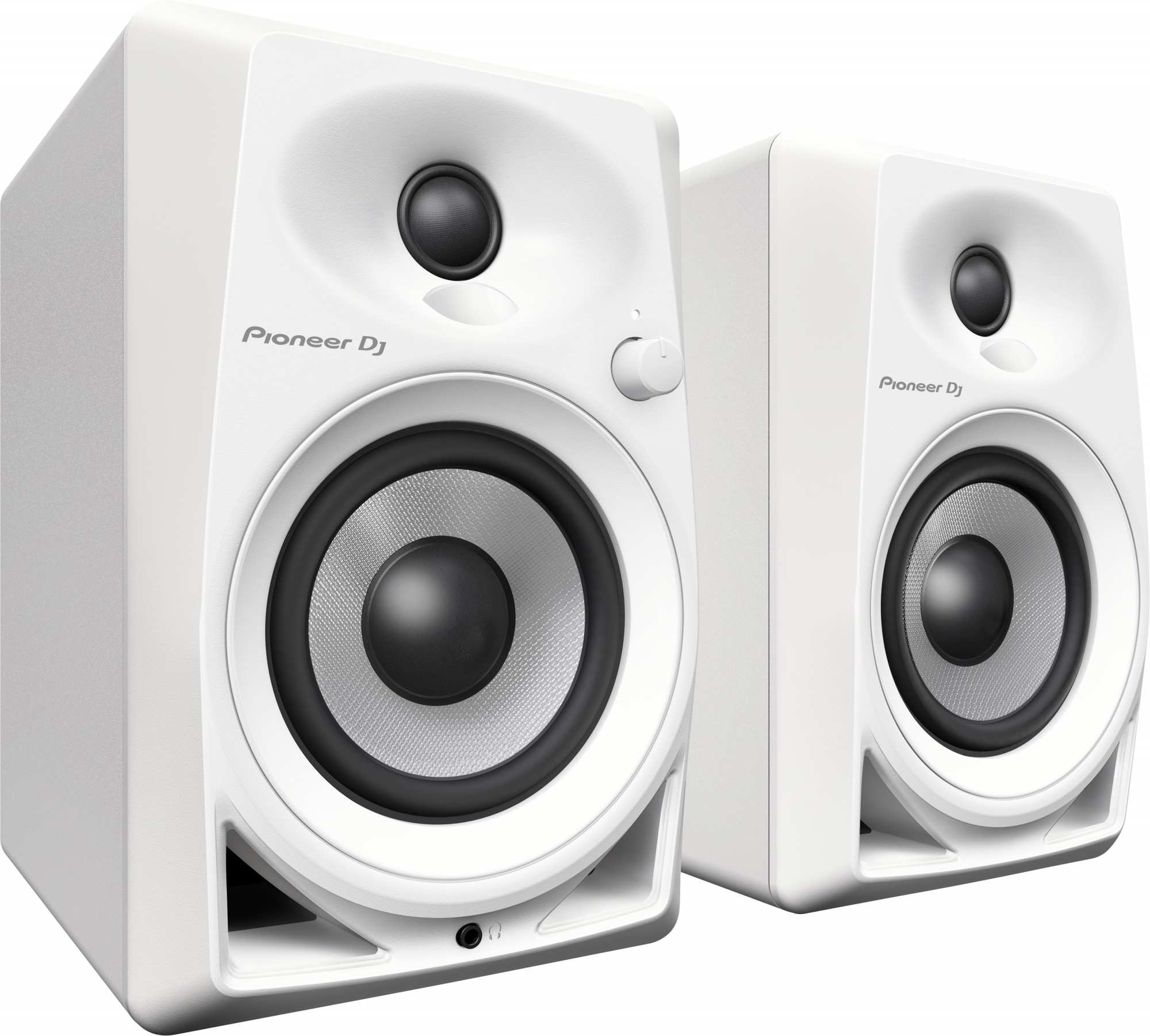 Image of   PIONEER DM-40 Active monitors White (set)