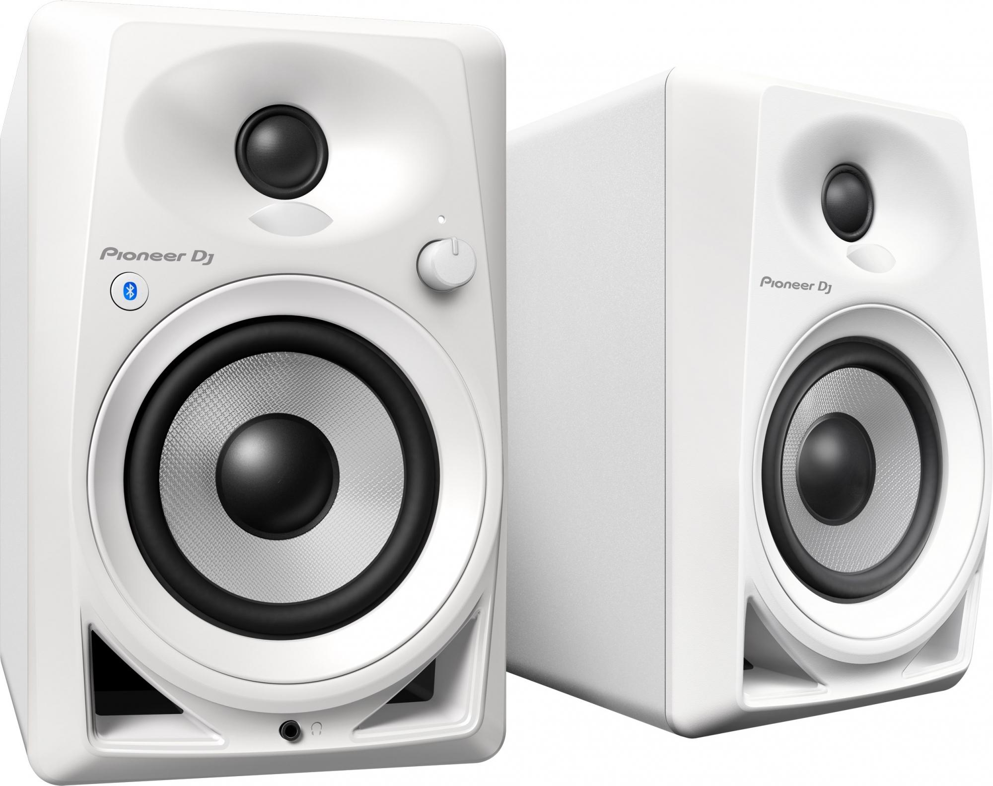 Image of   Pioneer DM-40BT studie højttalere med bluetooth - Hvid