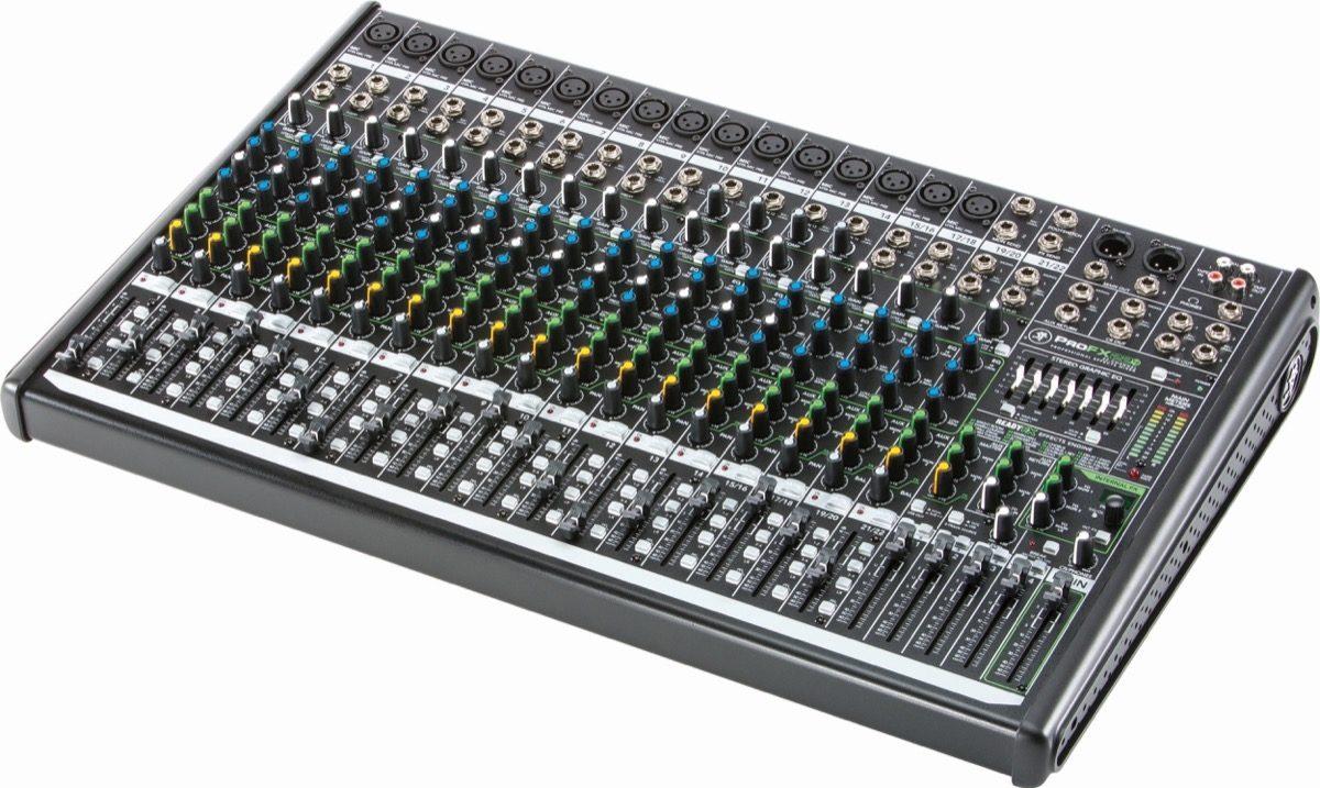 Image of   Mackie ProFX22 v2 Mixer 22 kanaler med effekter, USB