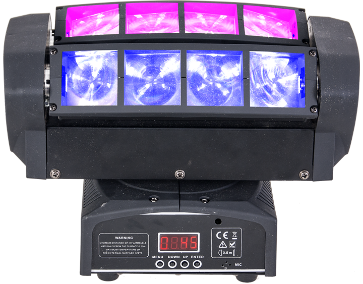 Image of   Ibiza Spider Moving Head