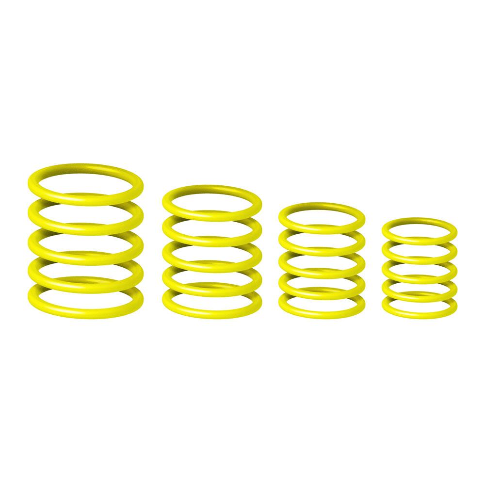 Image of   Gravity Universal Ring Pakke Gul