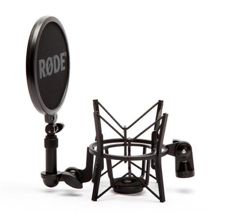 Shock Mount til mikrofoner