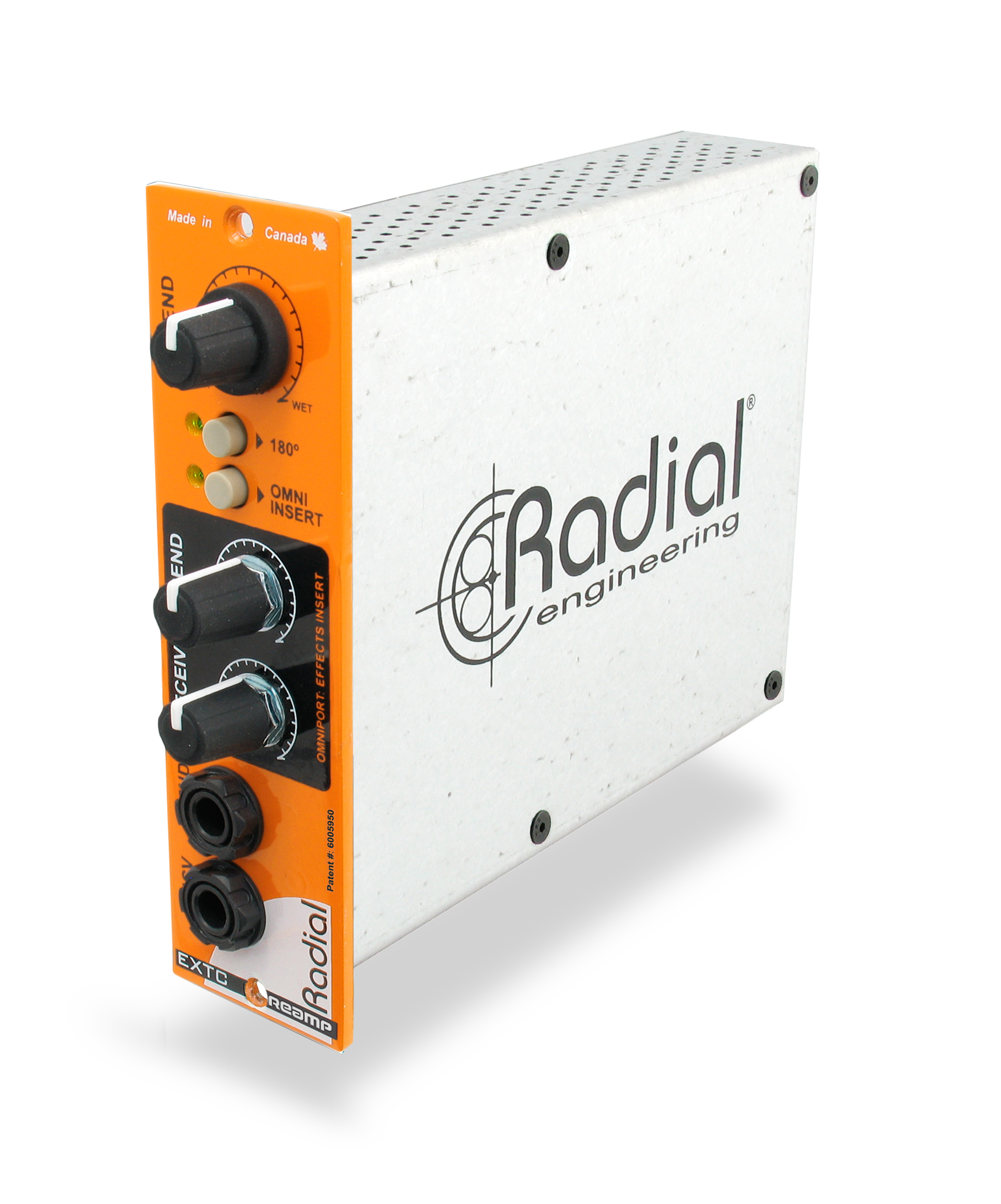 Radial Extc 500 Guitar Effects Interface