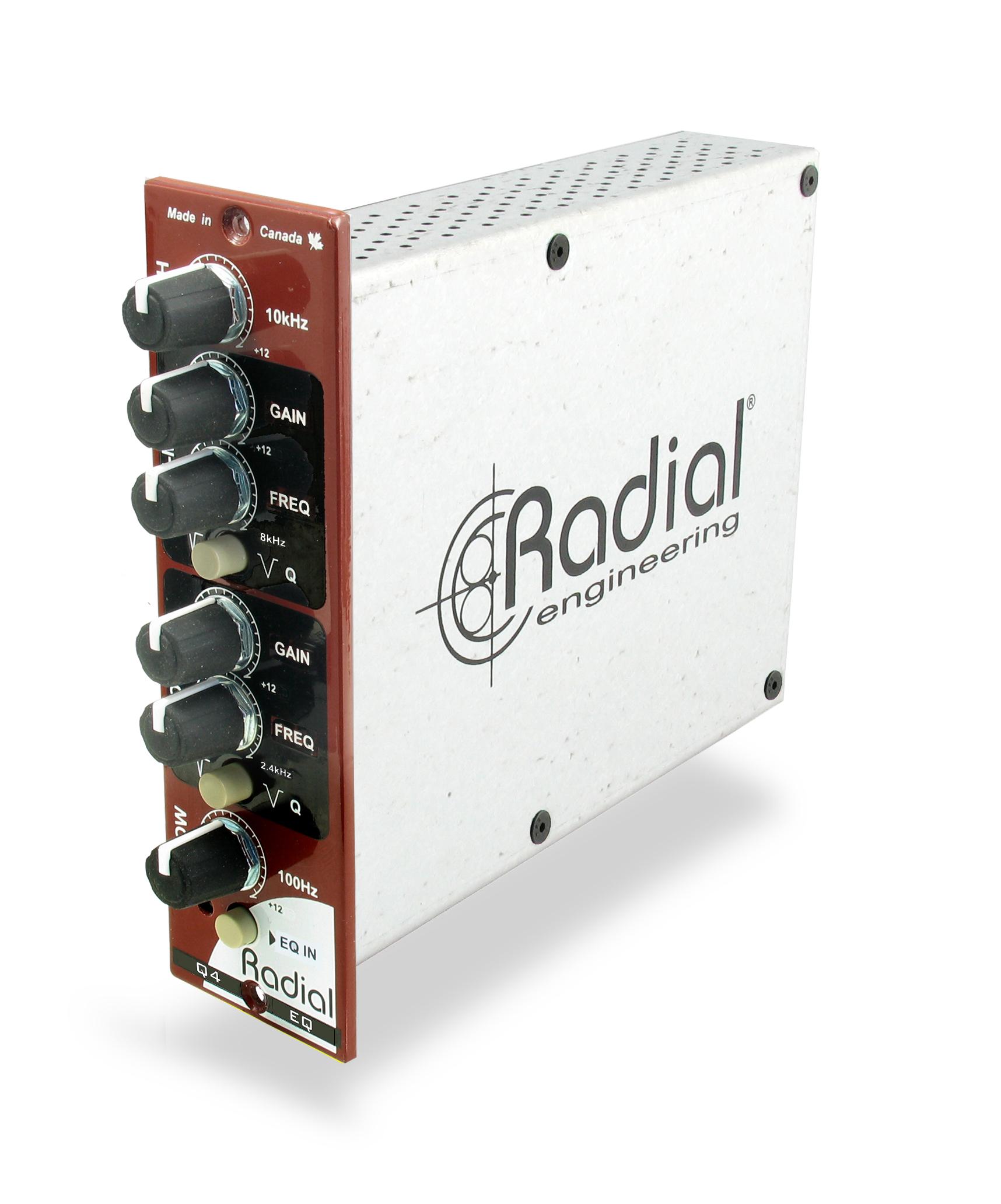 Radial Q4Eq500
