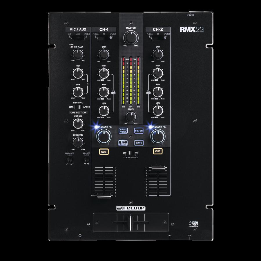 Reloop RMX-22i DJ MIXER