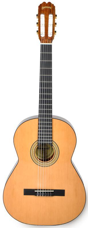 Santana 8A Guitar, Student series