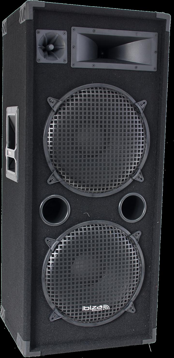 Ibiza PA212 passiv højttaler
