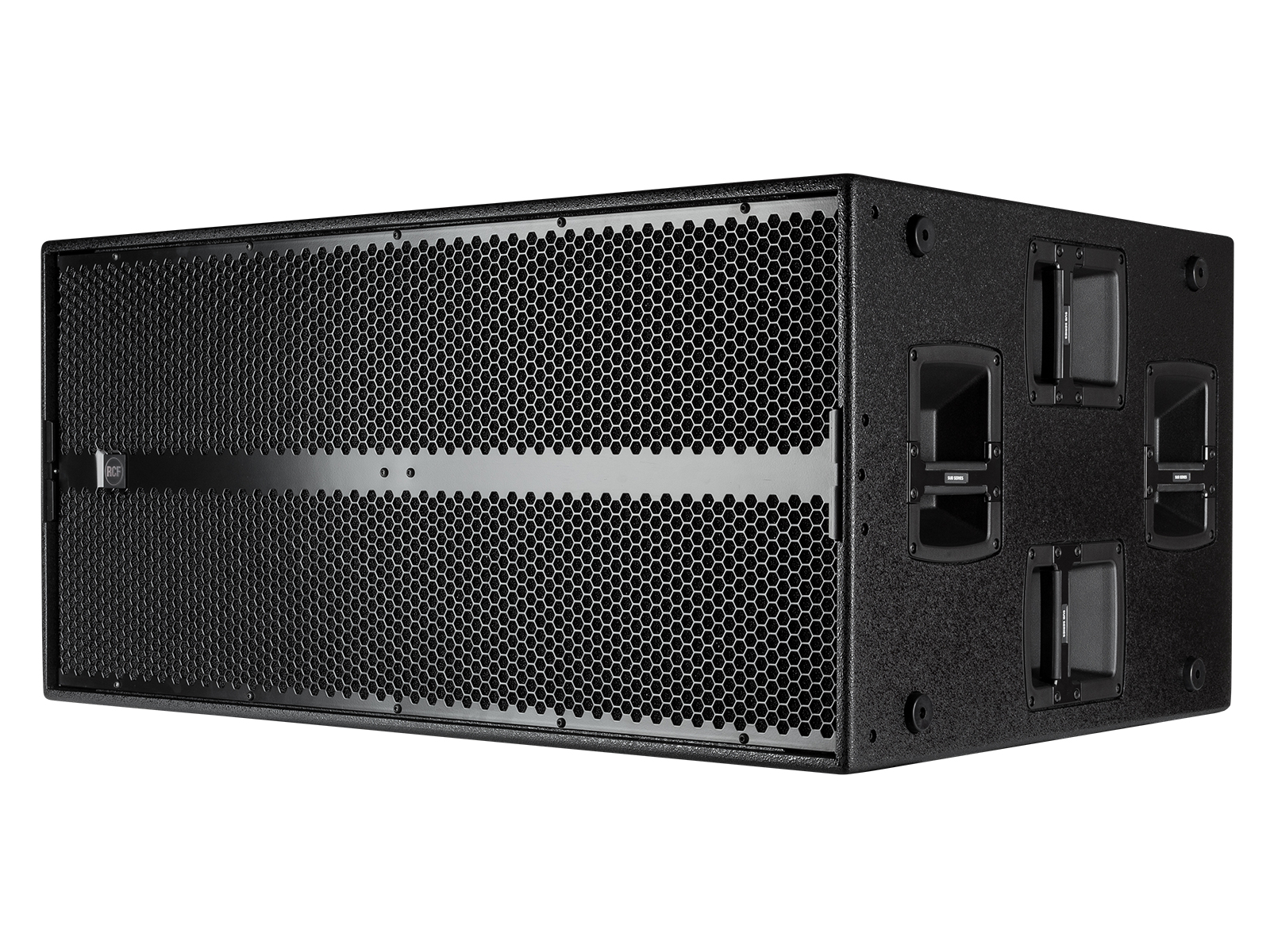 "Image of   RCF Subwoofer SUB9006-AS Aktiv 2 x 18"" 7200W"