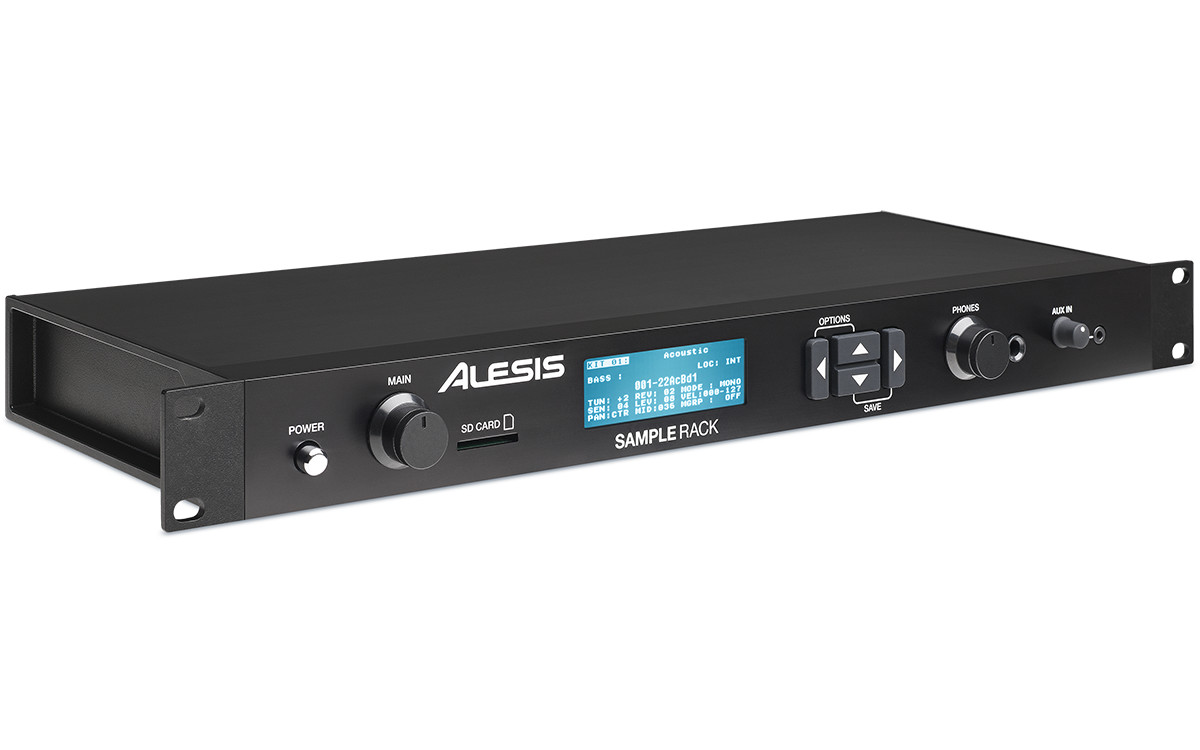 Image of   Alesis SampleRack
