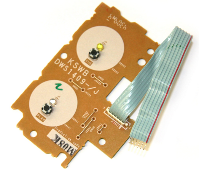 Image of   Pioneer Reservedel DWS1409 LED Indikator Print