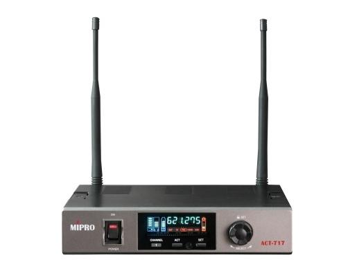 Image of   Mipro ACT-717 Trådløs mikrofon modtager