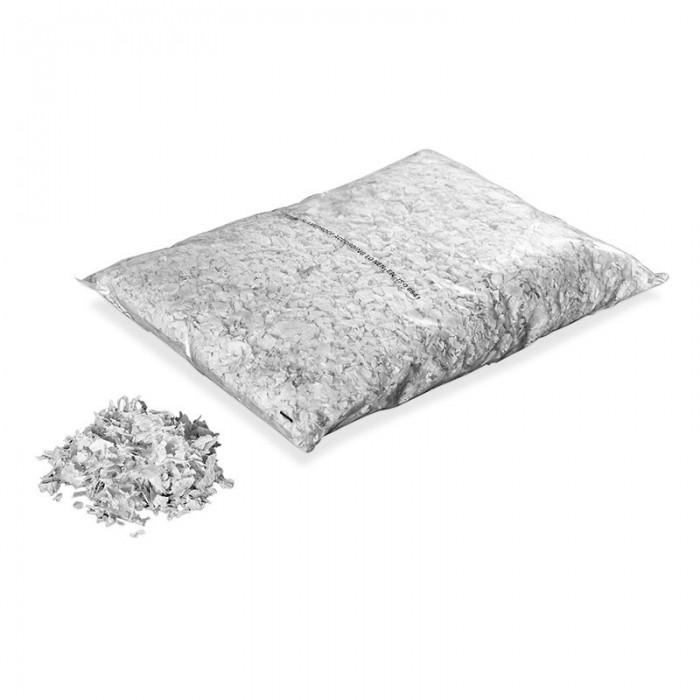 Image of   Papir konfetti - Snefnug 3 kg. Hvid