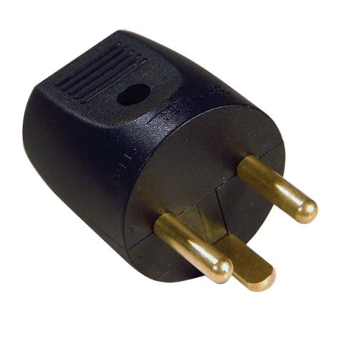 Image of   XL Connectors DK 230V Stik Han m/ jord