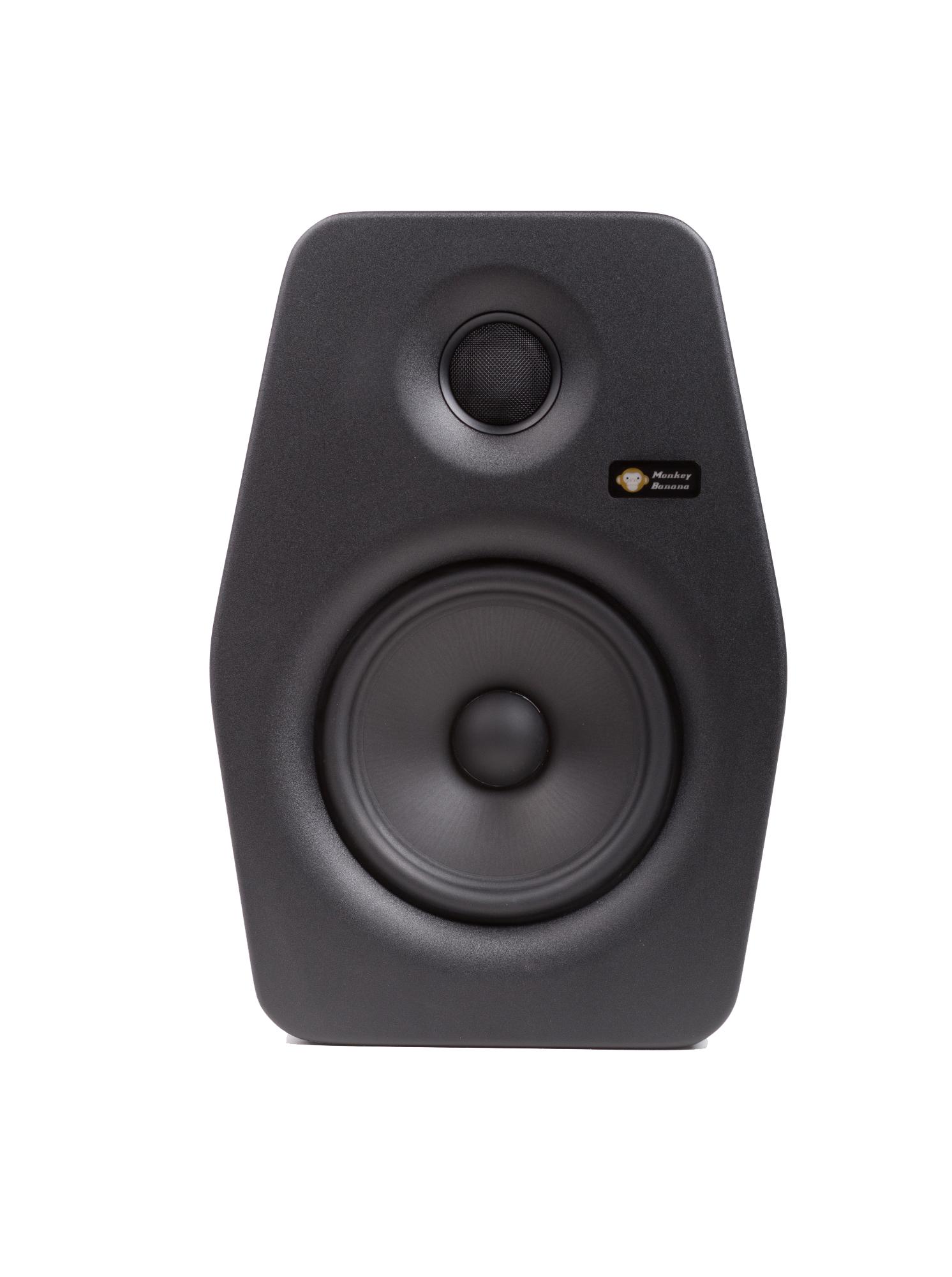 Image of   Monkey Banana Turbo 6 studie højttaler, sort