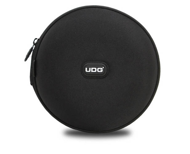 Image of   UDG Creator Headphone Case Small Black U8201BL