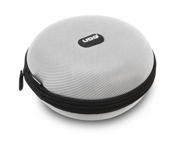 Image of   UDG Creator Headphone Case Small Silver U8201SL