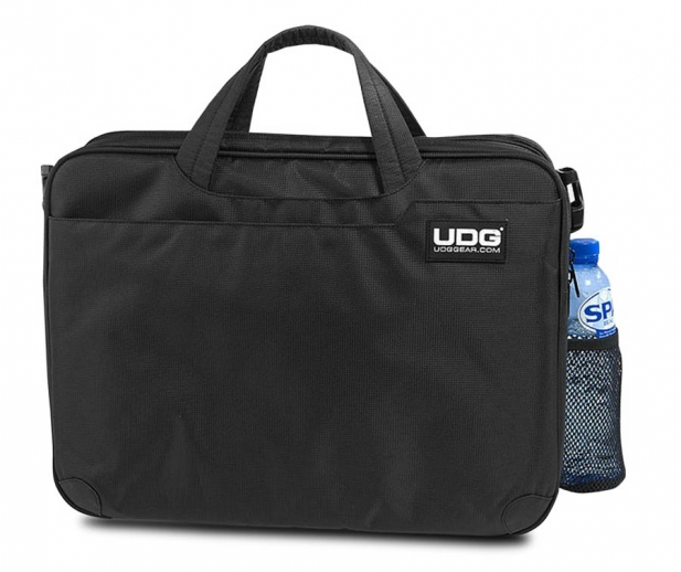 Image of   UDG Ultimate Midi Controller SlingBag Small Black/Orange U9011