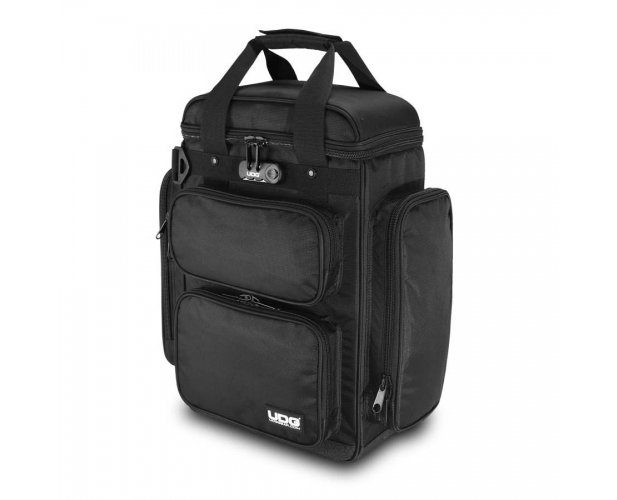 UDG Ultimate ProducerBag Large Black/Orange Inside U9022BL/OR