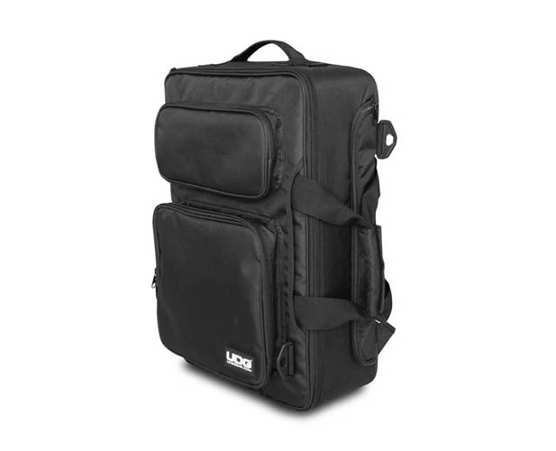 UDG Ultimate MidiController Backpack Small Black/Orange inside U9103BL/OR