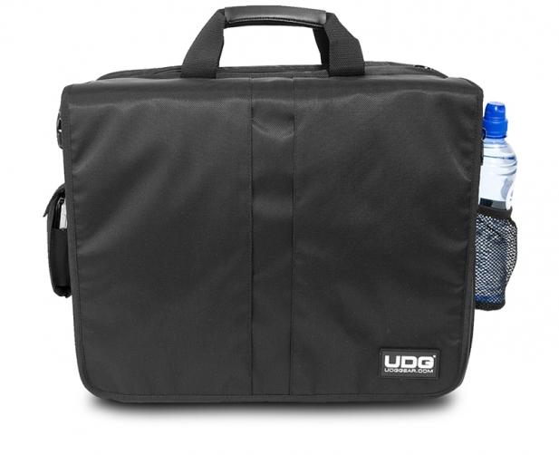 UDG Ultimate CourierBag DeLuxe Black U9470