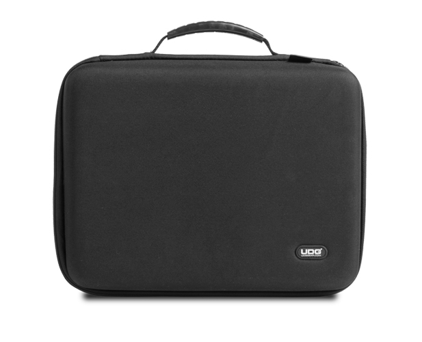 Image of   UDG Creator DIGI Hardcase Large Black (With 7-Port USB HUB and Power Adapter)