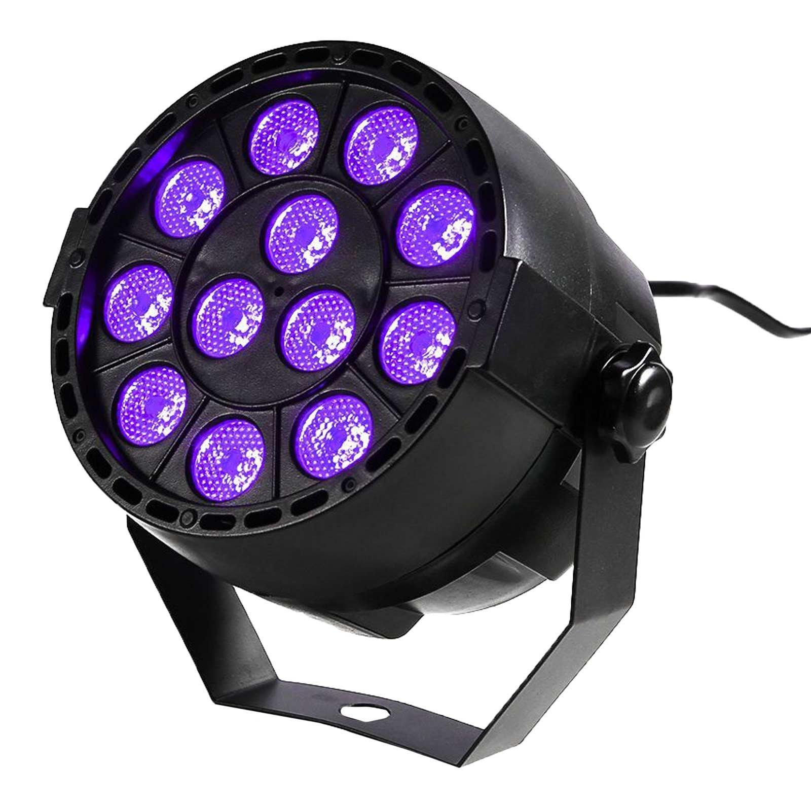 UV LED Spot 12 X 2W