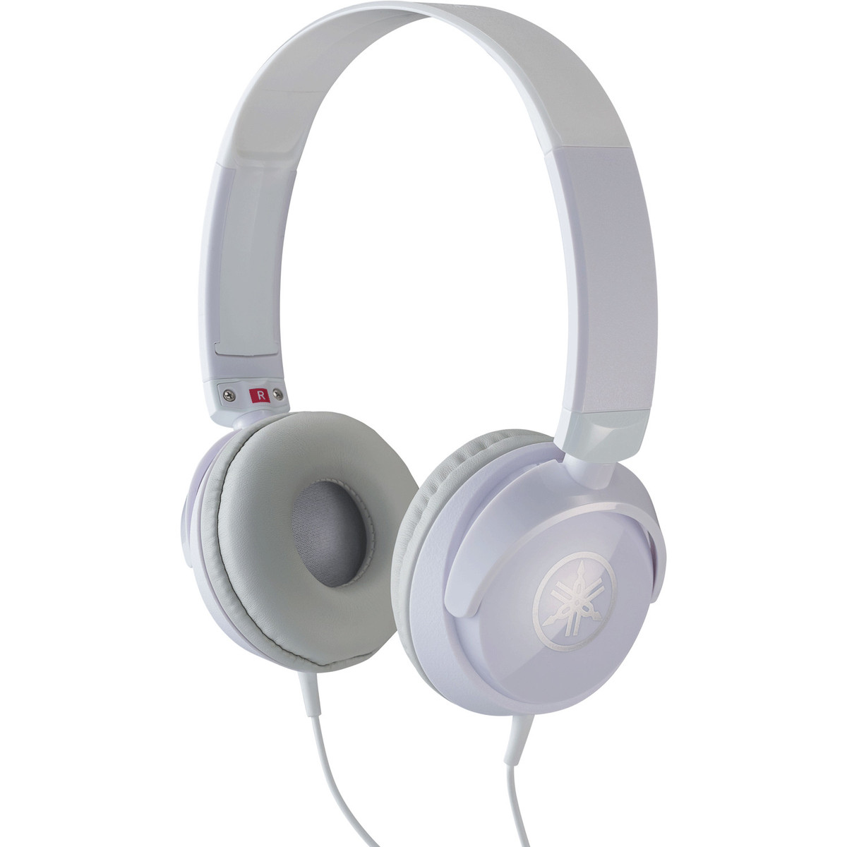Billede af Yamaha HPH-50 Entry-level headphones, white
