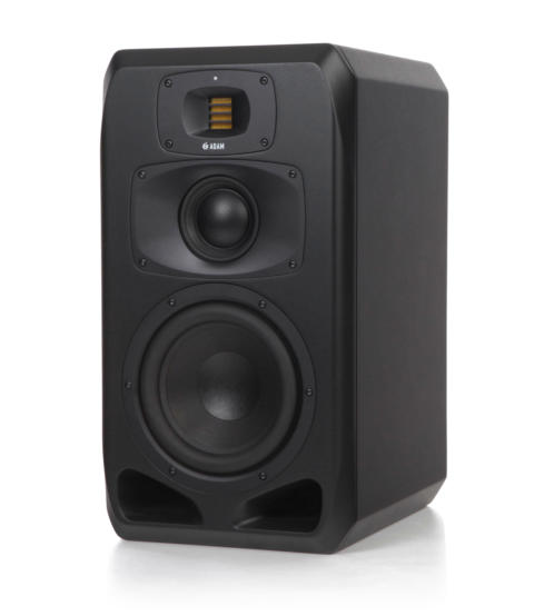 "Image of   ADAM S3V - Near-/Midfield monitor, 3-way system, 9"" woofer"