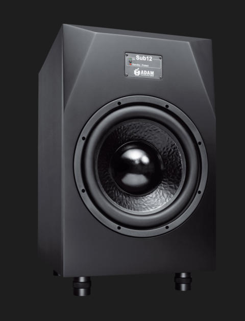 Image of   ADAM SUB12 - Active Subwoofer 200 W / 1x12""