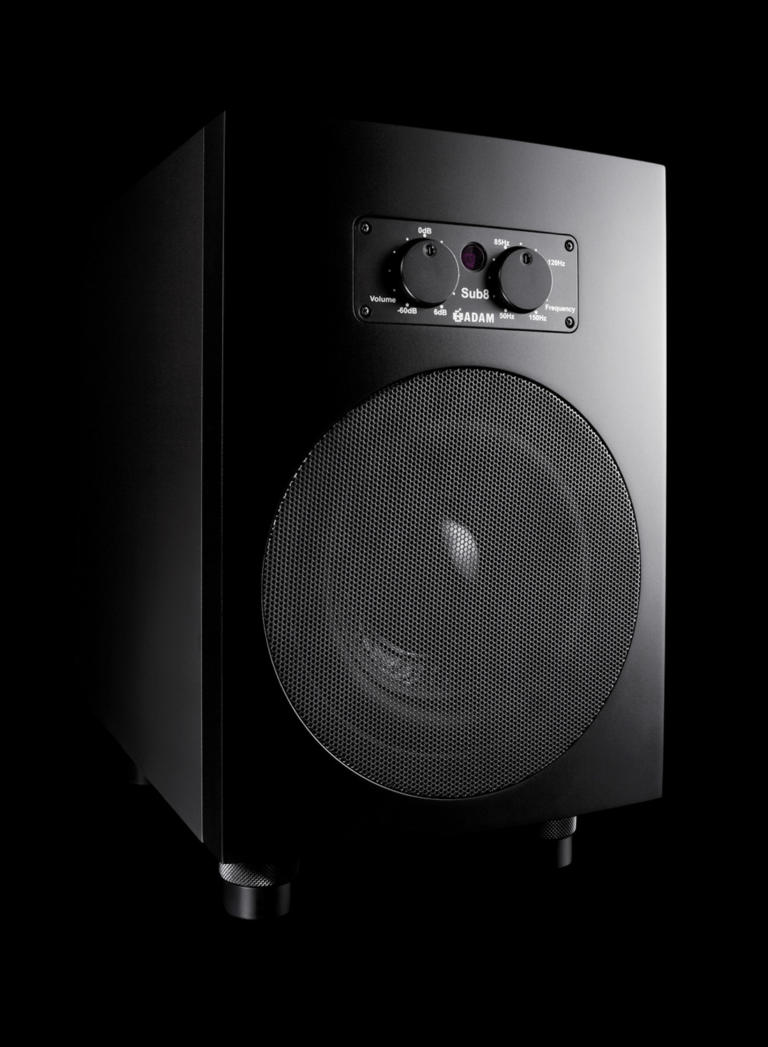 Image of   ADAM SUB8 - Active Subwoofer 160 W / 1x8,5""