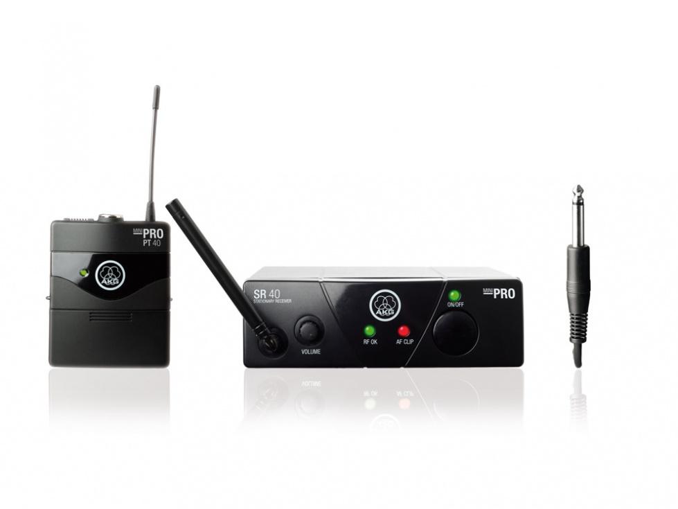 AKG WMS40 MINI instrumentsystem ISM1 (863.100 MHz)
