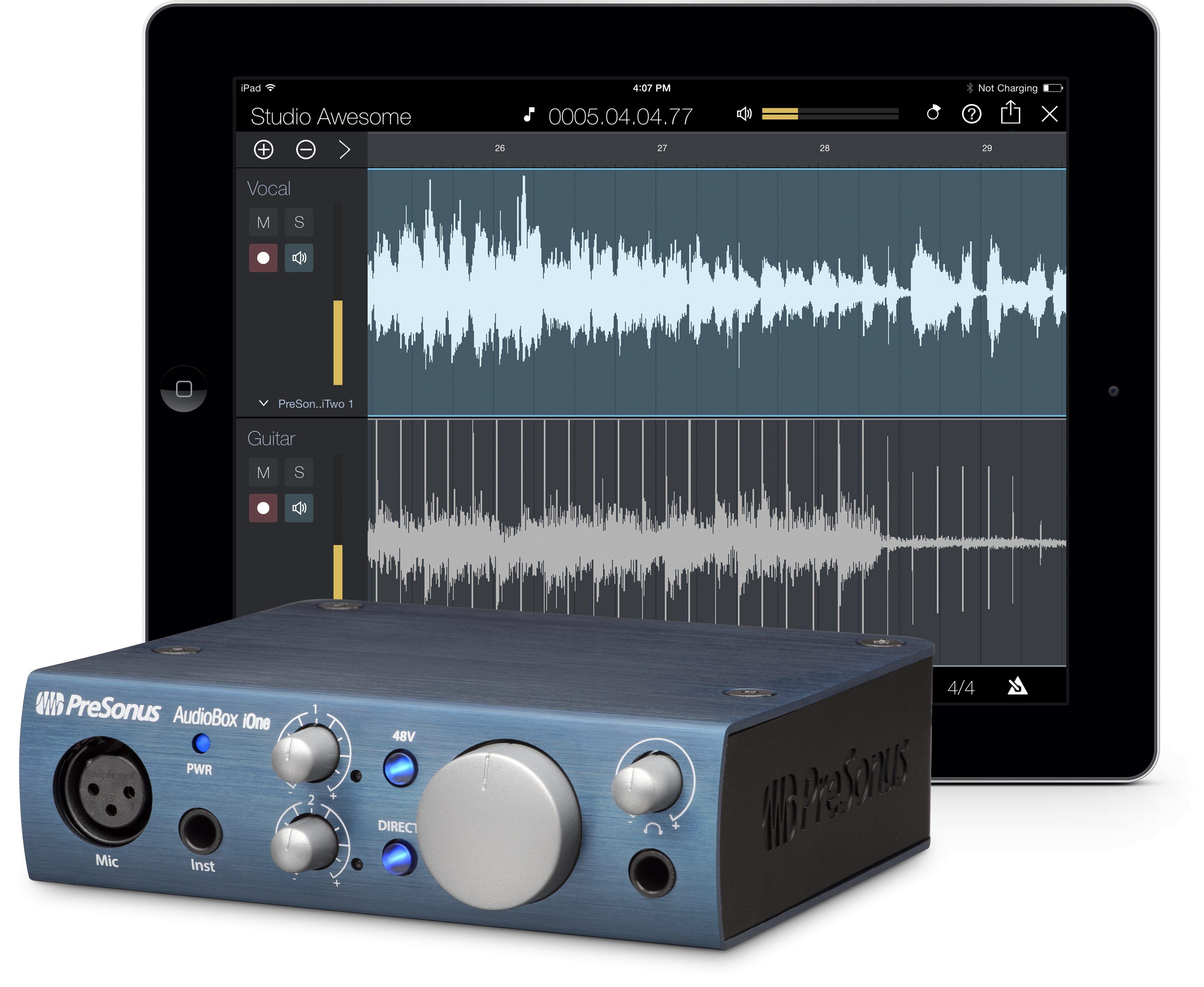Image of   Presonus AudioBox iOne