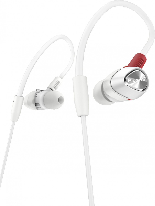 Pioneer DJE-1500  Hvid