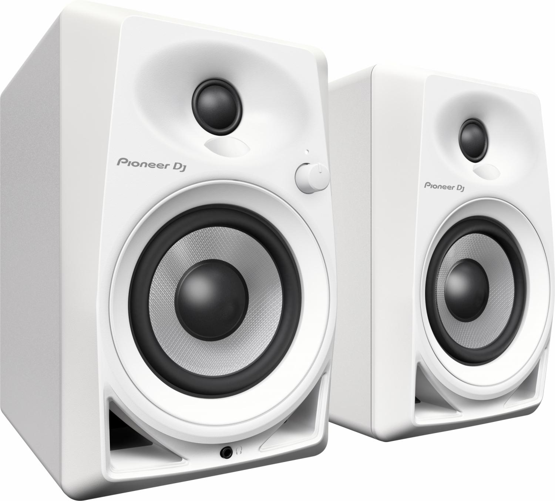 Image of   PIONEER DM-40 Active monitors White (set)