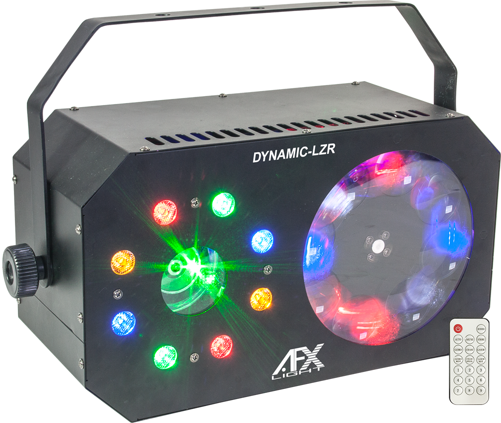 Image of   AFX Dynamic LZR 3IN1