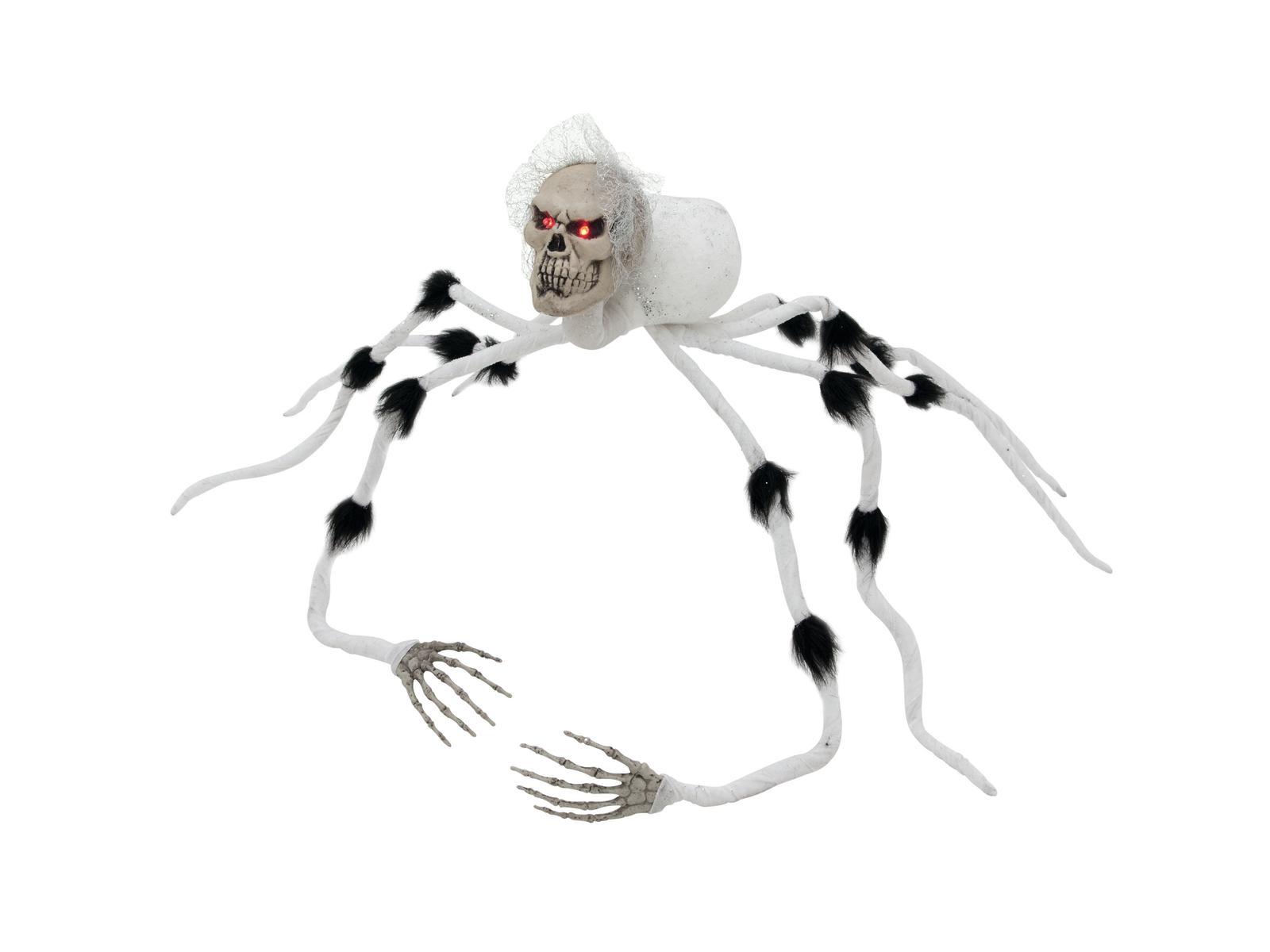 Image of   Halloween edderkoppebrud, 70 cm