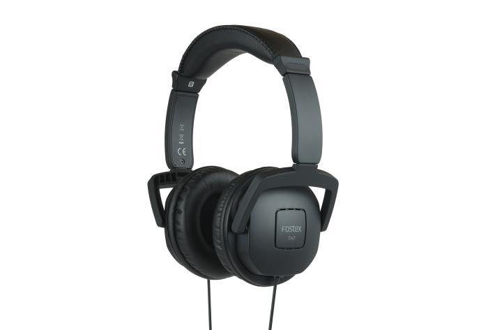 Billede af Fostex TH-7BK Hovedtelefon dynamisk lukket, sort