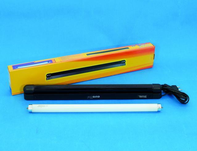 Komplet UV Armatur 45cm 15W UV & Hvid