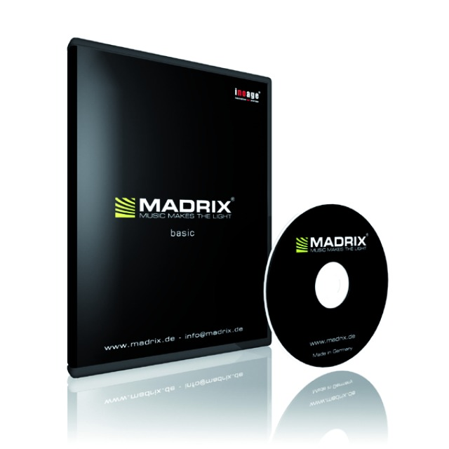 Basic Software DMX - Madrix