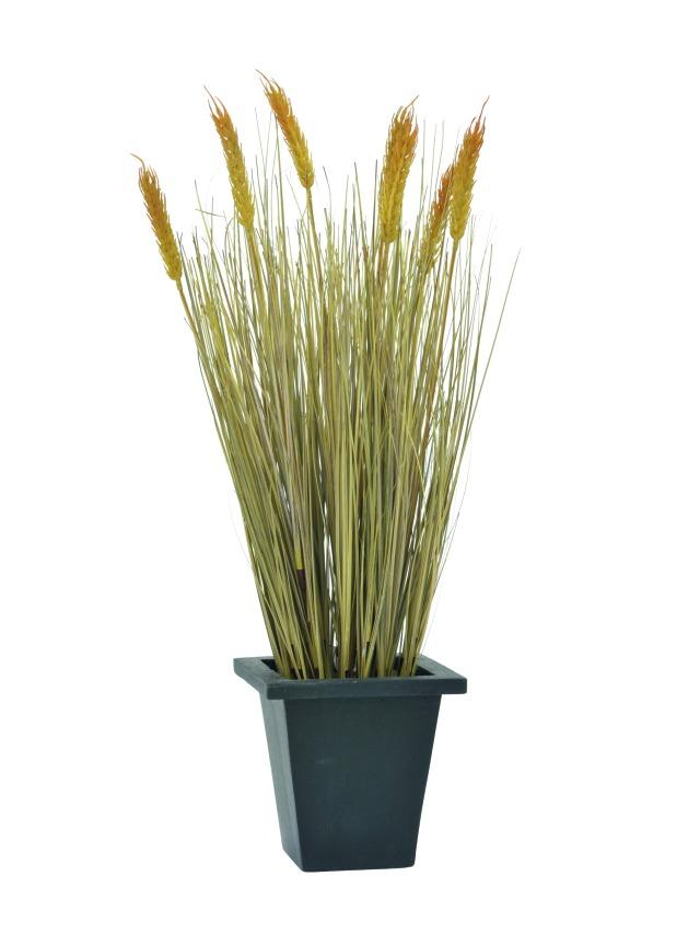 """Billede af Kunstig Wheat """"ready to harvest"""", 60cm"""