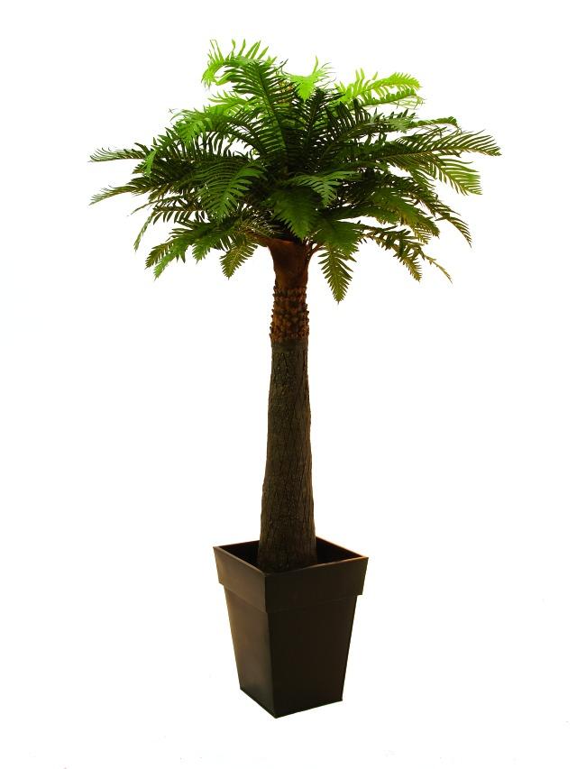Kunstig  Fernpalm, 180cm