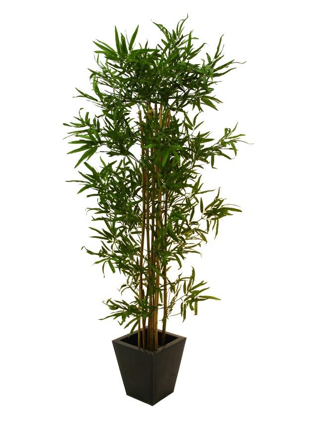 Billede af Kunstig Bambus multi-stamme, 180 cm