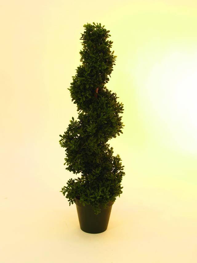 Billede af Kunstig Spiral tree, 61cm